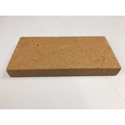 """Fire Brick House Brick Size - Coal Solid Fuel Open Clay Pizza Oven 9""""x 4.5""""x 1"""""""