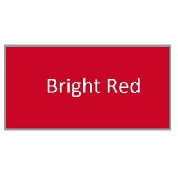 BRIGHT RED GLOSS Enamel TOY SAFE Interior / Exterior Brush Paint Pot Tub 20ml