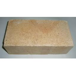 """Fire Brick House Brick Size - Coal Solid Fuel Open Clay Pizza Oven 9""""x 4.5""""x 3"""""""