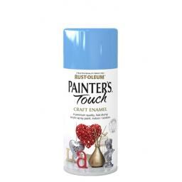TRANQUIL BLUE Rust-oleum Fast Dry Enamel Spray Paint Aerosol 150ml
