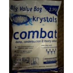 kontrol , moisture control crystals , damp 2.5kg