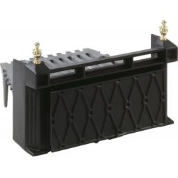 "!!!NEW!!! Lattice ALL NIGHT BURNER Solid Fuel Coal Log Open Fire Set Kit 16"""