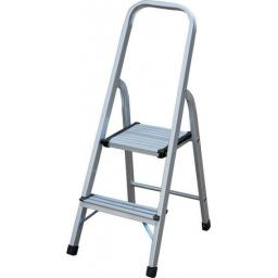 NEW QUALITY Aluminium Step Ladders Heavy Duty 2 3 4 5 6 7 8 Tread Steps DIY Work