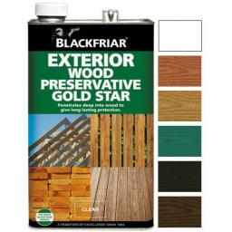 Decking Garden Furniture Wood Rot Preservative 5L Shed Fence Timber Preserver