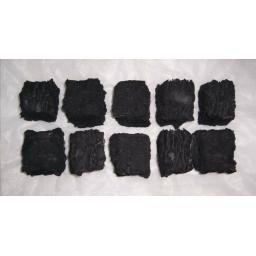 !!!NEW!!! 10 x Gas Fire Replacement Ceramic Coal Coals Casts Fires Sml Med Lrg