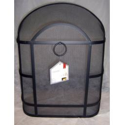 "!NEW! X-LARGE Deville Heavy Duty Round Top 28""x24"" Fire Screen Spark Guard Dome"