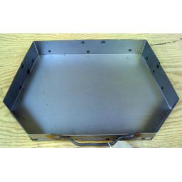"Classic 16"" Inch Heavy Ash Pan Coal Fires Fire Grate"