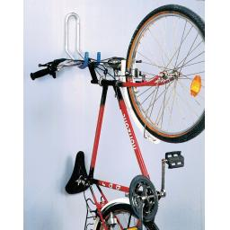 !NEW! Wall Bicycle Handlebar Hook Storage STRONG Metal Tools Garage Shed Bike
