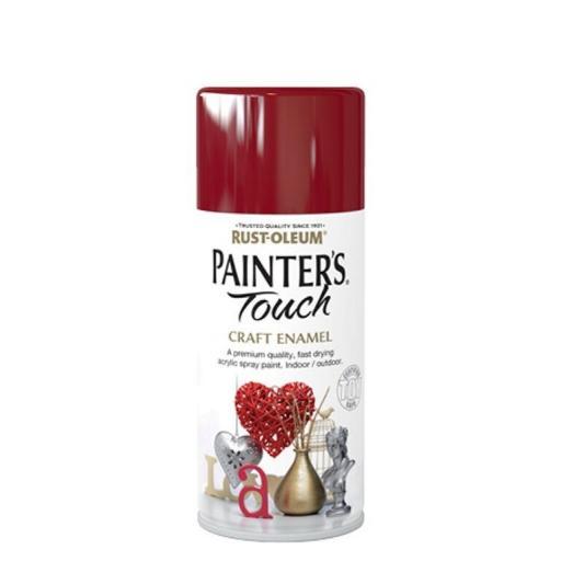 BALMORAL Rust-oleum Fast Dry Enamel Spray Paint Aerosol 150ml