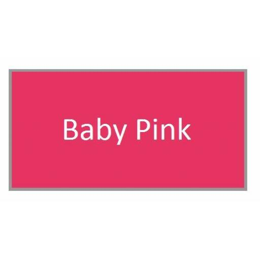 BABY PINK GLOSS Enamel TOY SAFE Interior / Exterior Brush Paint Pot Tub 20ml