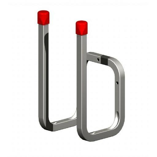 NEW 200mm Wellington Boot Shoe Rack Hook Storage STRONG Metal Tools Garage Shed