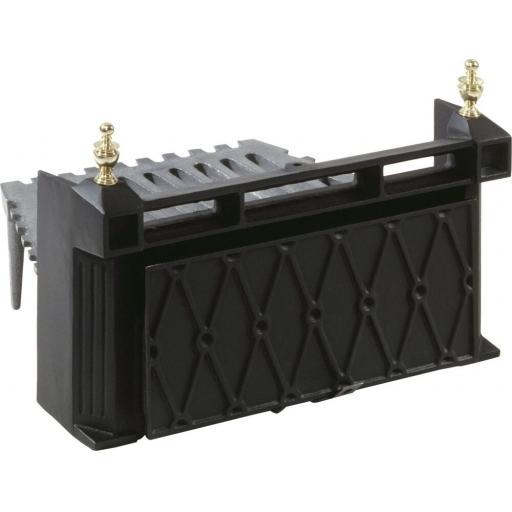"!!!NEW!!! Lattice ALL NIGHT BURNER Solid Fuel Coal Log Open Fire Set Kit 18"""