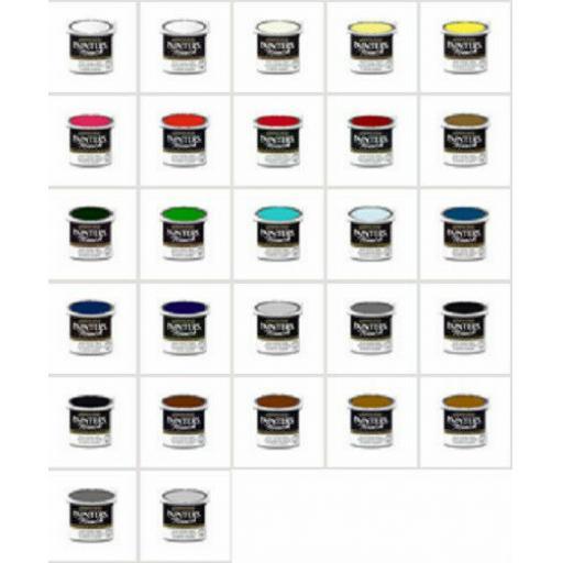 RUST-OLEUM Painter's Touch TOY SAFE Interior Exterior Brush Paint Pot Tub 20ml