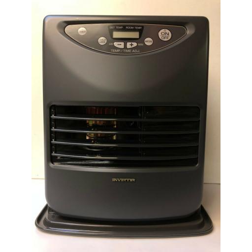 SPECIAL OFFER INVERTER 3017 3000w 3kw Indoor Paraffin Kerosene Heater ODOURLESS