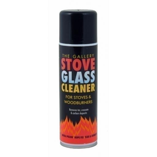 STOVE GLASS CLEANER Stoves Woodburner Log Burners oven