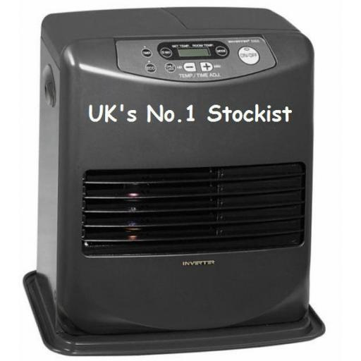 !NEW! INVERTER 5086 3200w 3.2kw Indoor Paraffin Kerosene Heater ODOURLESS