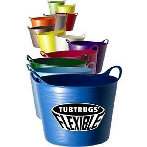 Genuine TUBTRUG Flexible Horse Feed Bucket 38L TUB TRUG